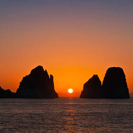 Joe Banana Limos - Boat - Giro in Barca al tramonto