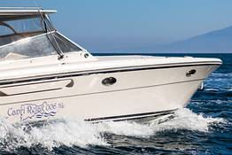 "Capri Relax Boats - Full day by speedboat ""Itama 38"" (12 mt)"