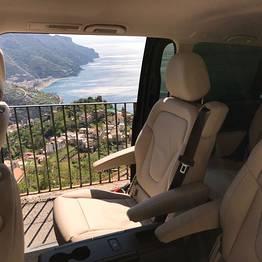Eurolimo - Transfer de Nápoles até Positano ida ou volta