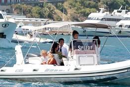 Capri Boat Service - Taxi Boat Service on Capri