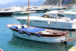 Capri Boat Service Luxury - Capri Boat Tour by Luxury Gozzo from Sorrento