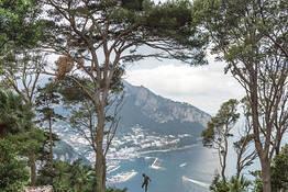 Fondazione Capri - L'emozione della vertigine. Capri - Cortina