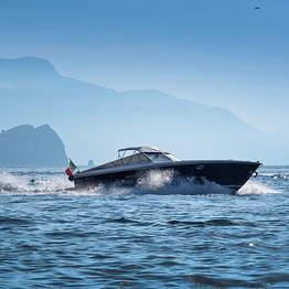 Pegaso Capri Boat Transfers - Boat Transfer Naples - Capri (or vice versa)