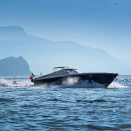 Pegaso Capri Boat Transfers - Boat Transfer Napoli - Capri (o viceversa)