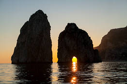 Amazing Capri Tour - Love at Sunset