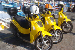 Oasi Motor - Rent your scooter online - Full Day (6 hours)